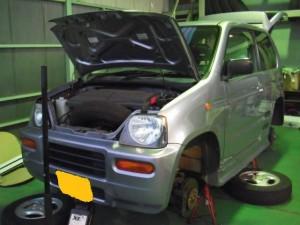 F様Z車検整備